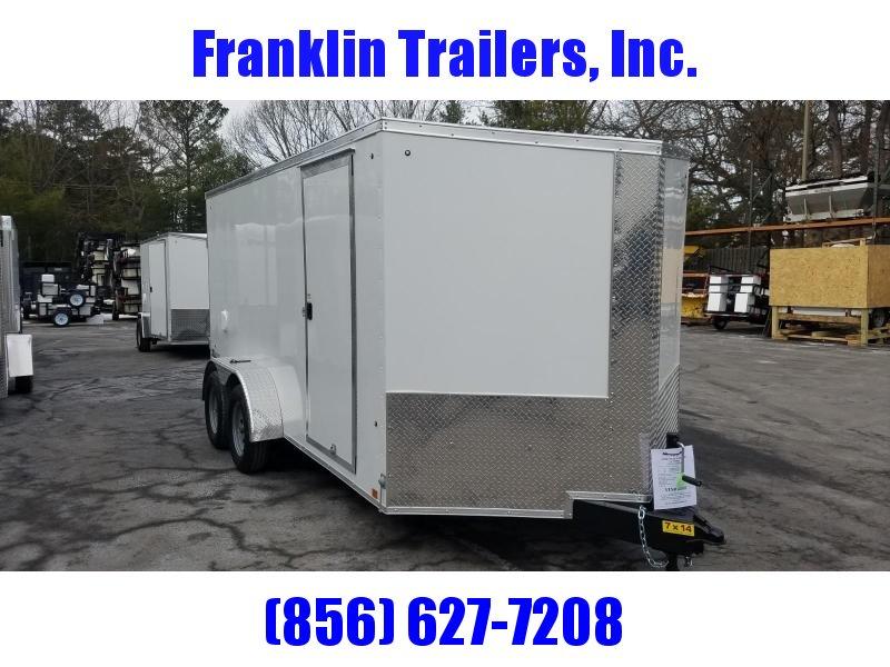 2020 Cargo Express 7X14 Enclosed Cargo Trailer 2019928