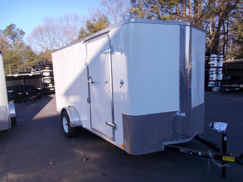 2019 Carry-On 6X14 Enclosed Cargo Trailer 2020192