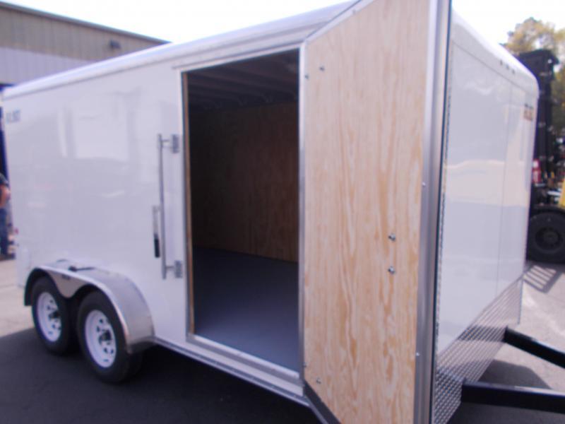 2019 Car Mate Trailers 7x12 Enclosed Cargo Trailer 2020593