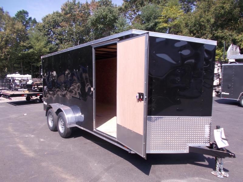 2020 Cargo Express 7X16 Enclosed Cargo Trailer 2021031