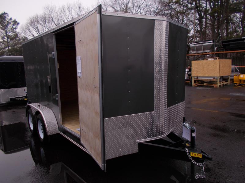 2019 Carry-On 7X14 Enclosed Cargo Trailer 2019936