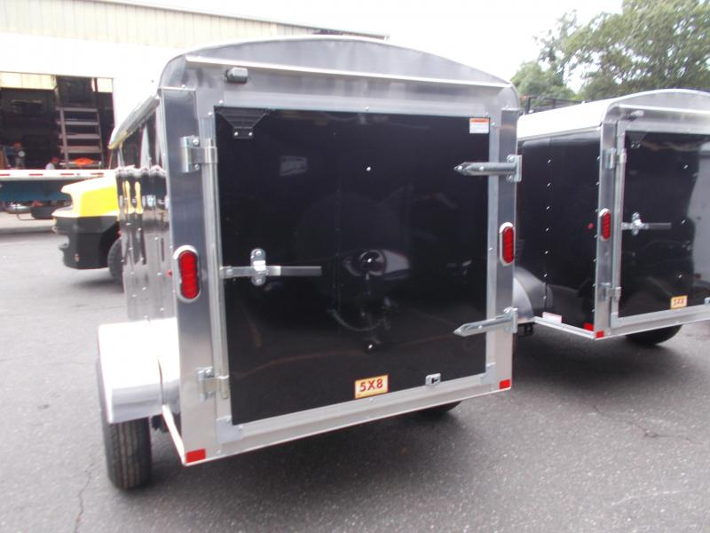 2019 Carry-On 5X8 Enclosed Cargo Trailer 2019502