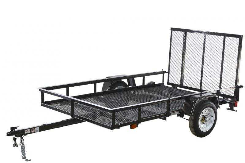 2019 Carry-On 5X8G Utility Trailer 2020726