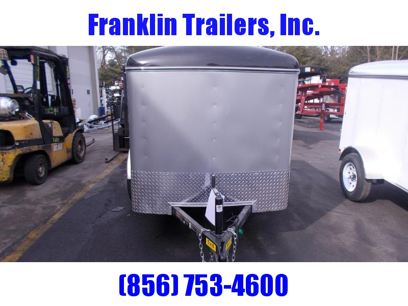 2019 Carry-On 5X8 Enclosed Cargo Trailer 2020295