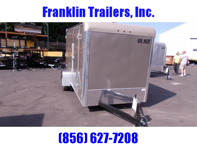 2019 Car Mate 6x12 Enclosed Cargo Trailer 2020794