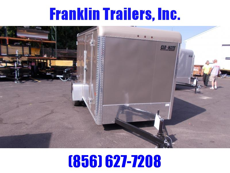 2020 Car Mate Trailers 6x12 Enclosed Cargo Trailer 2020794