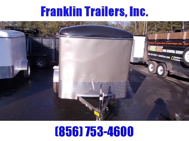 2019 Carry-On 5x8 Enclosed Cargo Trailer 2020128