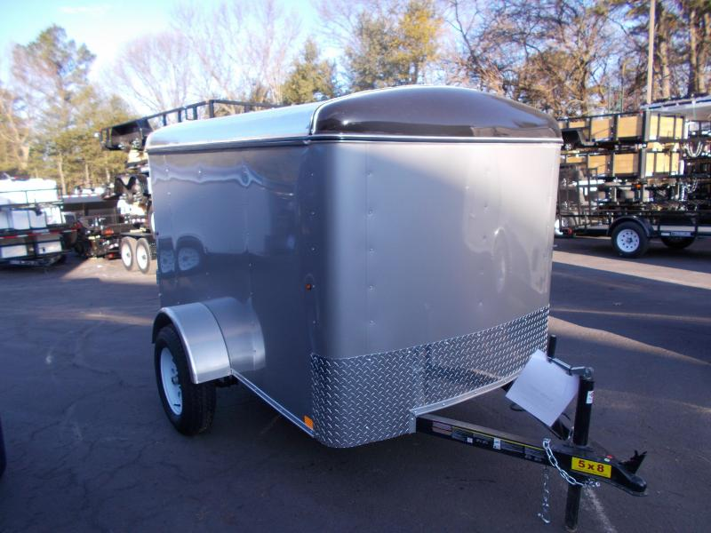 2019 Carry-On 5X8 Enclosed Cargo Trailer 2020189