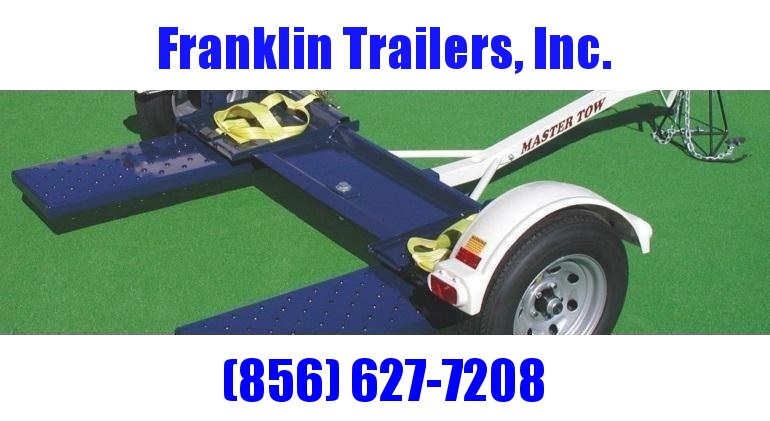 2020 Master Tow Model 80THD2 Tow Dolly 2020938