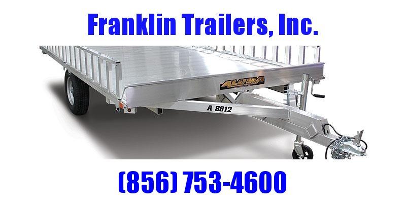 2020 Aluma A88x12 Side Load 3 Place ATV Trailer  2020212