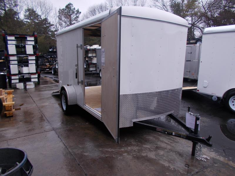 2019 Carry-On 6X12 Enclosed Cargo Trailer 2020381