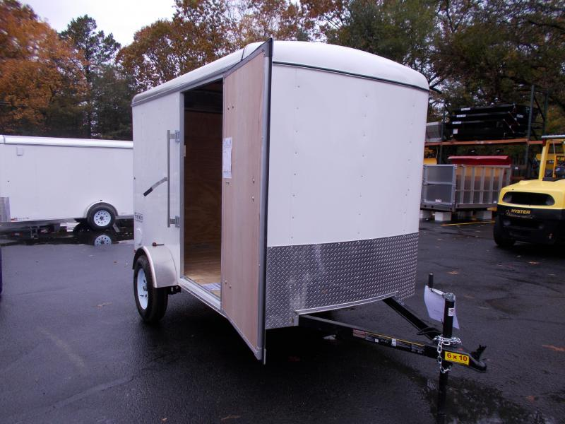 2019 Carry-On 6x10 Enclosed Cargo Trailer 2019631
