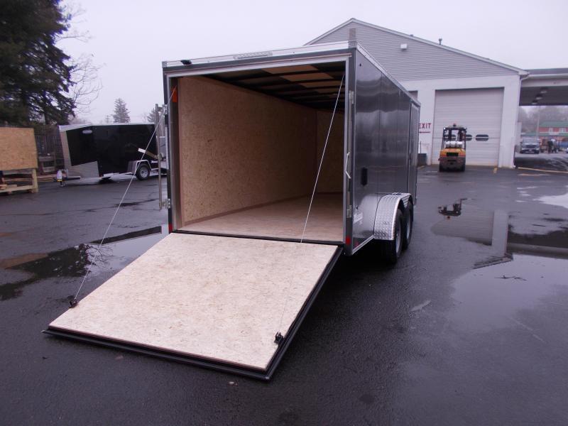2019 Cargo Express 7X16 Enclosed Cargo Trailer2019834