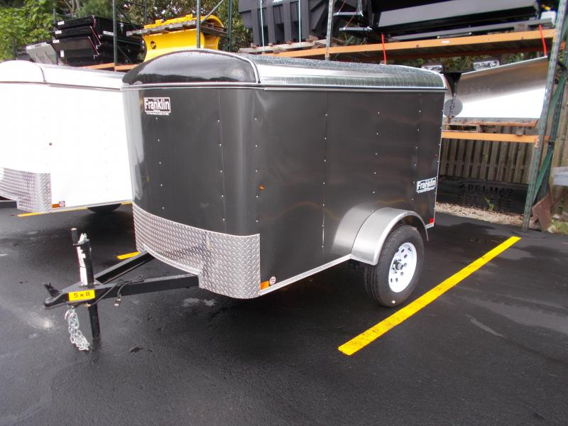 2019 Carry-On 5x8 Enclosed Cargo Trailer 2019526