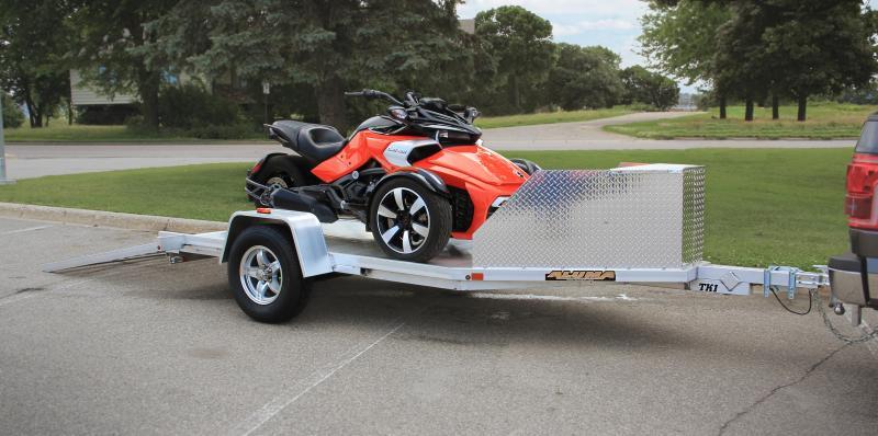 2020 Aluma TK1S-R Trike Motorcycle Trailer 2020519