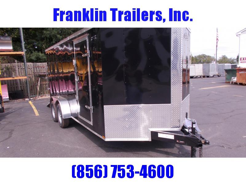 2020 Lark 7x16 Enclosed Cargo Trailer 2021019