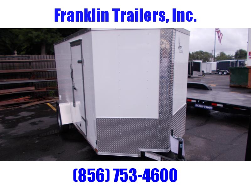 2019 Lark 6x12 Enclosed Cargo Trailer 2020830