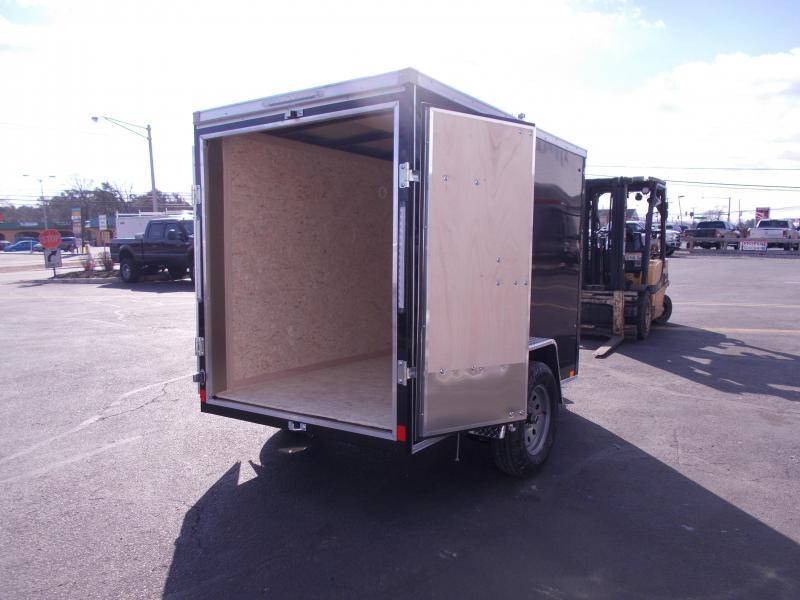 2020 Cargo Express 5x8 V-Nose Enclosed Trailer 2020292