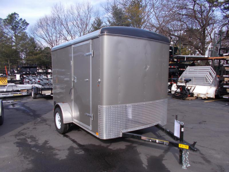 2019 Carry-On 6X10 Enclosed Cargo Trailer 2020229