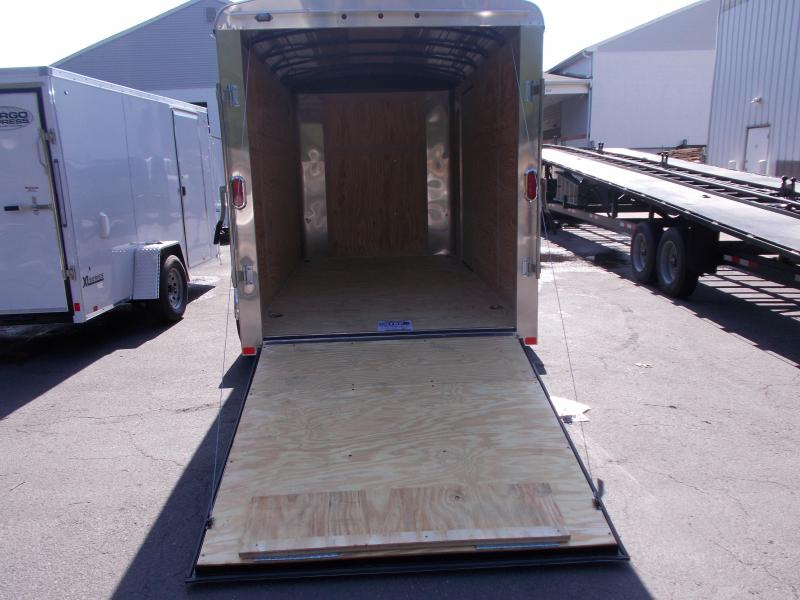 2020 Carry-On 6X12 Enclosed Cargo Trailer 2020694