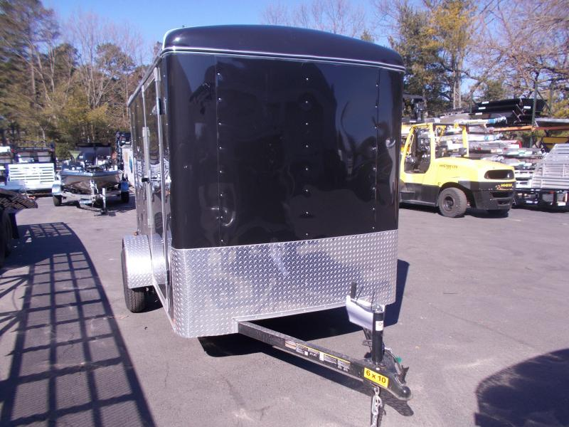 2019 Carry-On 6X10 Enclosed Cargo Trailer 2020308