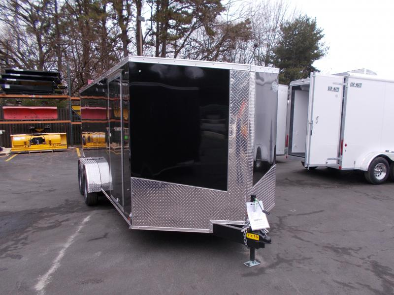 2019 Cargo Express 7X16 V-Nose Enclosed Cargo Trailer 2019770