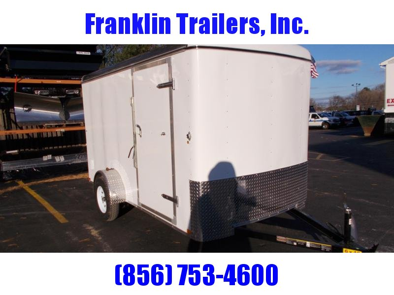 2019 Carry-On 6X12 Enclosed Cargo Trailer 2019698
