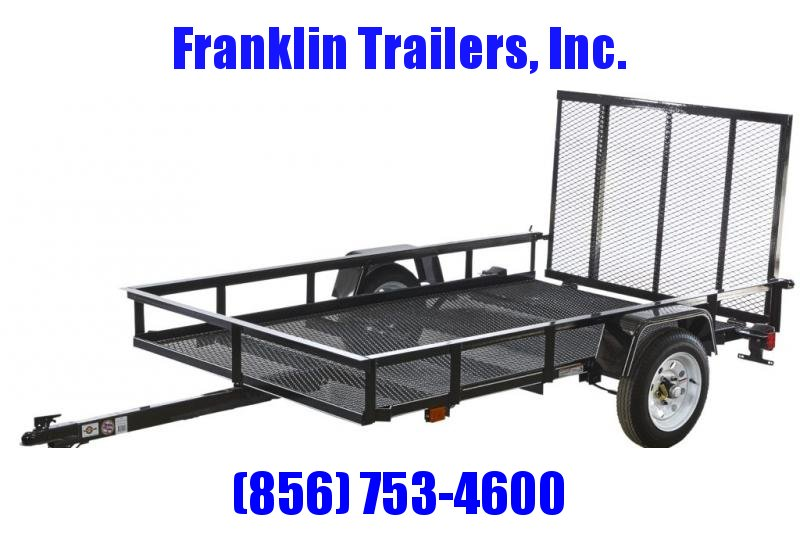 2019 Carry-On 5X8G Utility Trailer