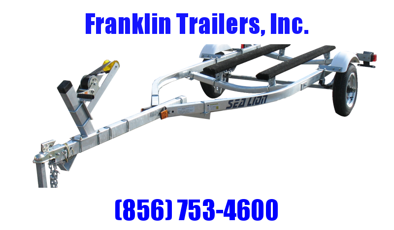 2019 Sealion Trailers SK-10-1200L PWC Trailer 2020766