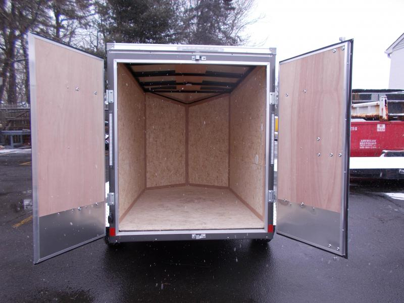 2019 Cargo Express 5x8 V-Nose Cargo / Enclosed Trailer 2020084