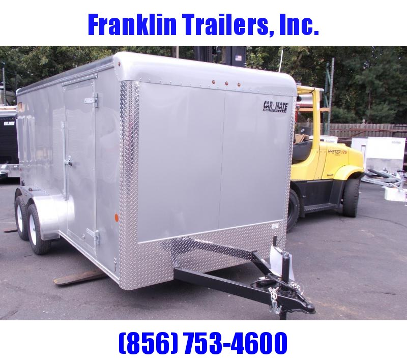 2019 Car Mate 7x14 Enclosed Cargo Trailer 2020969