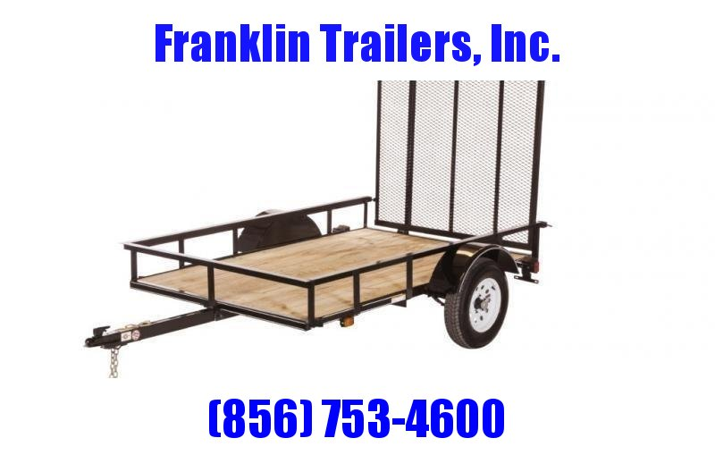 2020 Carry-On 5X8 Utility Trailer 2020913