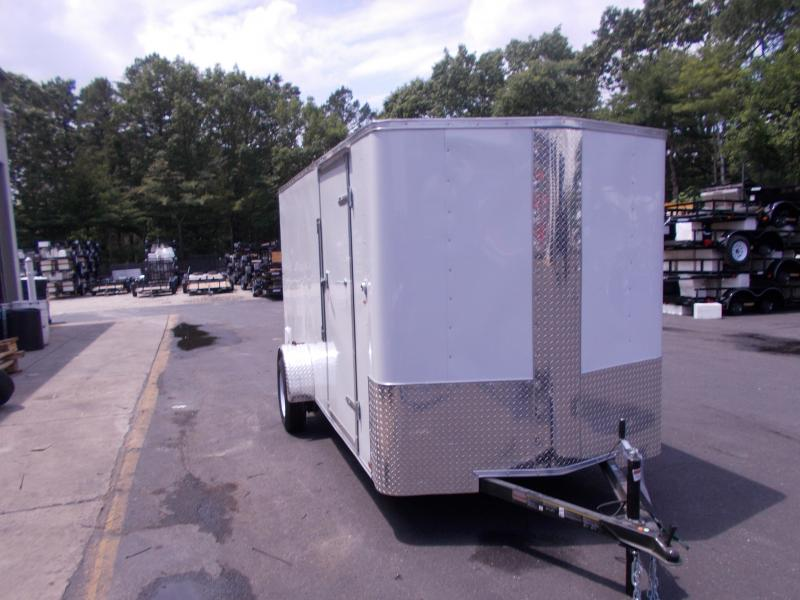 2019 Carry-On 6X14 Enclosed Cargo Trailer 2020736