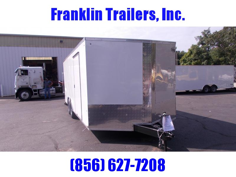 2020 Cargo Express 8.5X20 Car / Racing Trailer 2021027