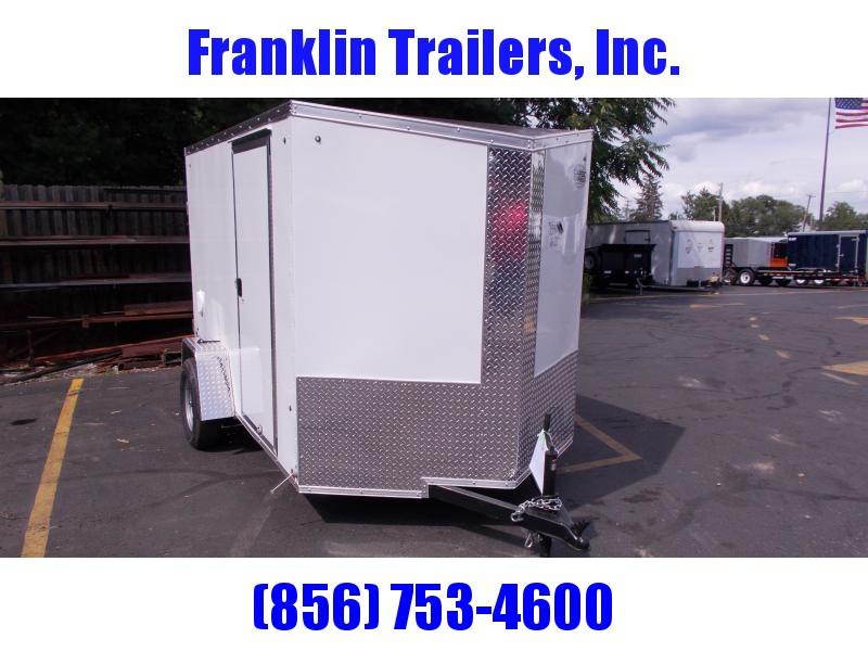 2020 Cargo Express 6X10 Enclosed Cargo Trailer 2020786