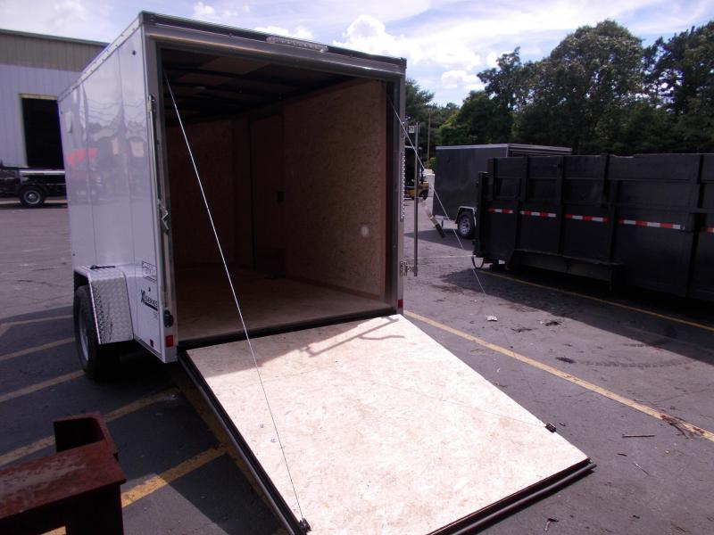 2020 Cargo Express 6X10 Enclosed Cargo Trailer 2020786