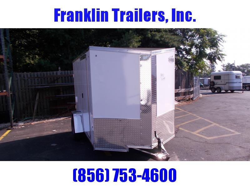 2020 Cargo Express  6X10 Enclosed Cargo Trailer 2020868