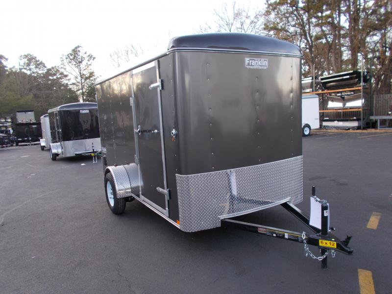 2019 Carry-On 6X12 Enclosed Cargo Trailer 2019701