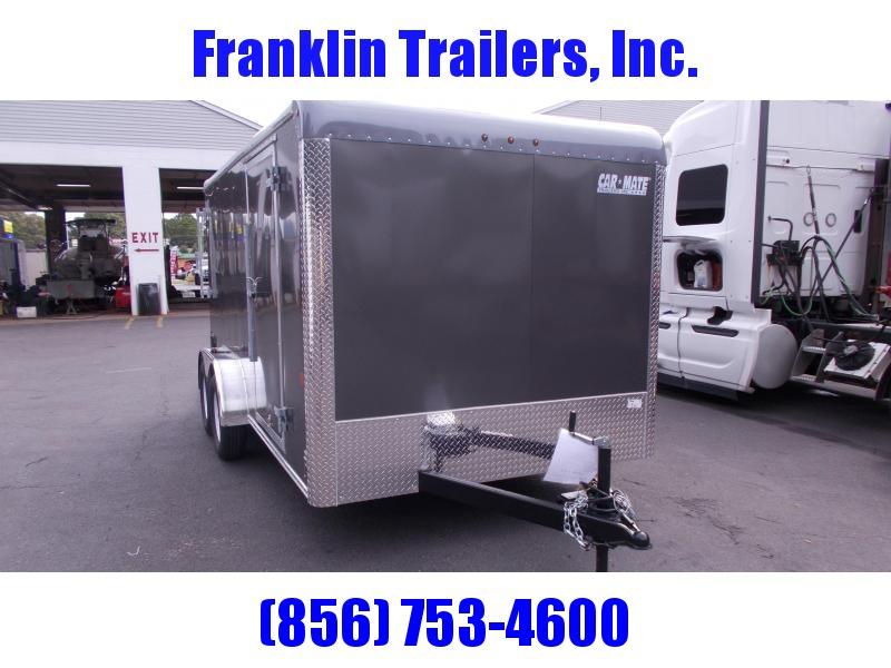 2020 Car Mate 7x14 Enclosed Cargo Trailer 2021017