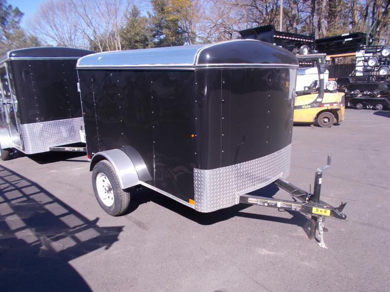 2019 Carry-On 5X8 Enclosed Cargo Trailer 2020307