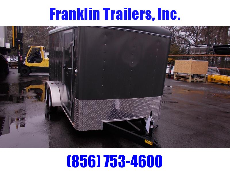 2019 Carry-On 7X14 Enclosed Cargo Trailer 2019930
