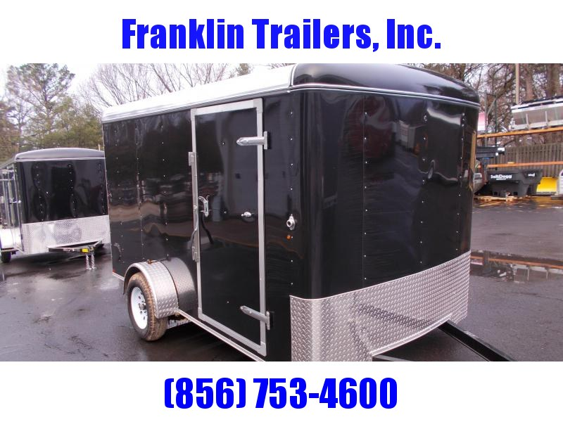 2019 Carry-On 7X12 Enclosed Cargo Trailer 2019821