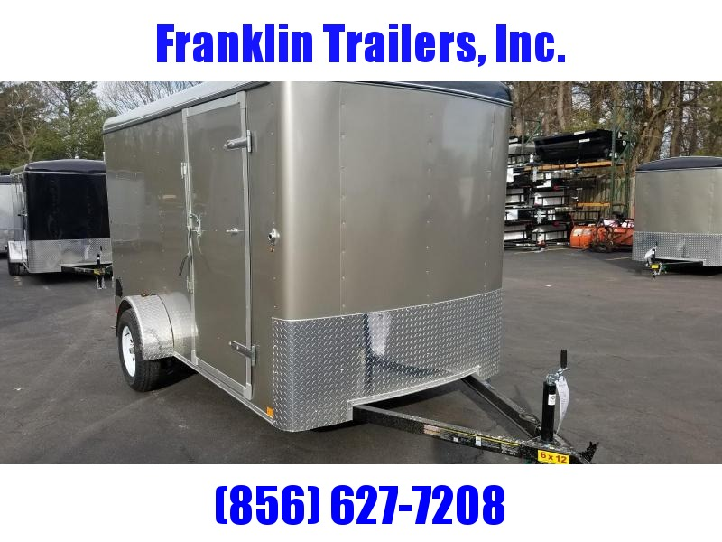 2019 Carry-On 6x12 Enclosed Cargo Trailer 2020047