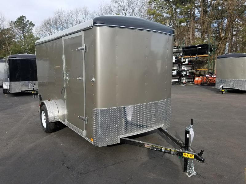 2019 Carry-On 6x12cg Enclosed Cargo Trailer