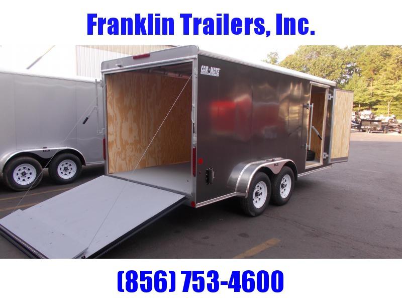 2020 Car Mate Trailer 7 X16  Enclosed Cargo Trailer 2021044