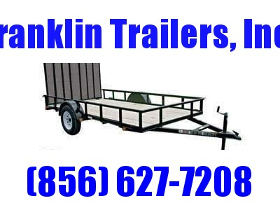 2019 Carry-On 6X12 Utility Trailer 2020443