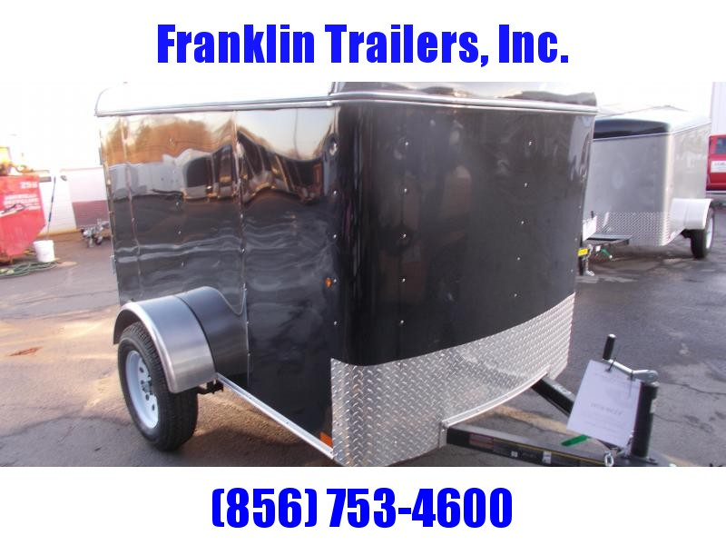 2019 Carry-On 5X8 Enclosed Cargo Trailer 2020226