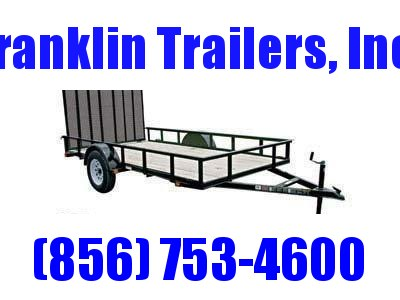 2019 Carry-On 6X12 Utility Trailer 2020370