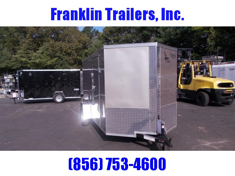2019 Lark 6X12 Enclosed Cargo Trailer 2020973