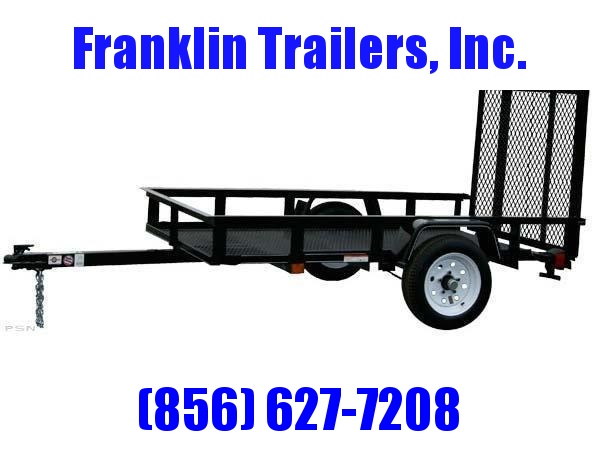 2019 Carry-On 4X6 Mesh Floor Utility Trailer 2019937